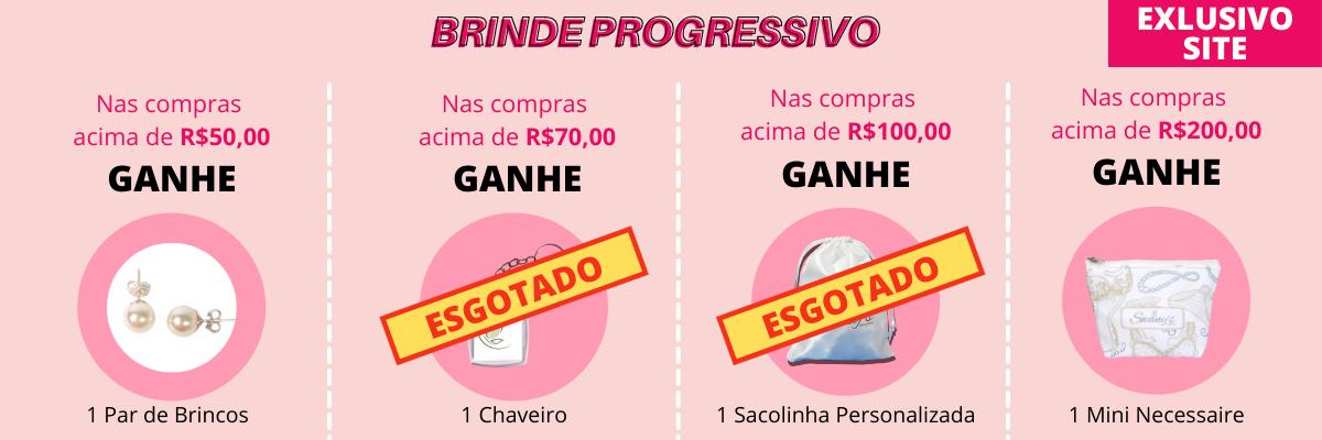 Banner Brinde Progressivo