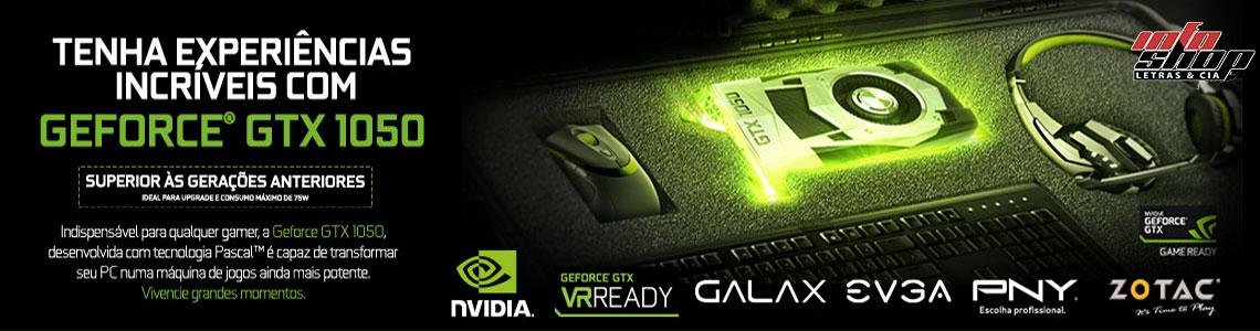 Placa de Video gtx1050