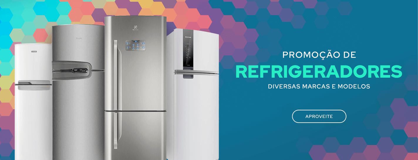 Promoção Refrigeradores