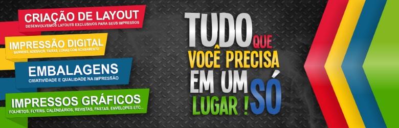 Banner Gráfica Planalto