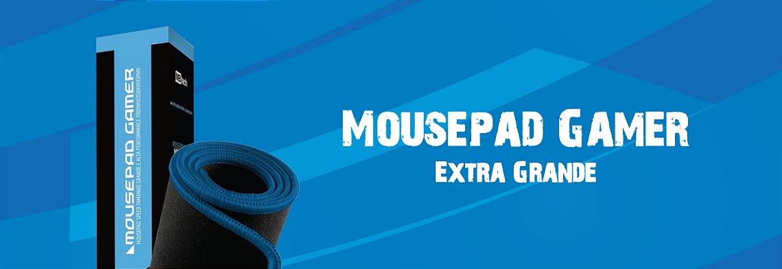 mousepad gamer mbtech
