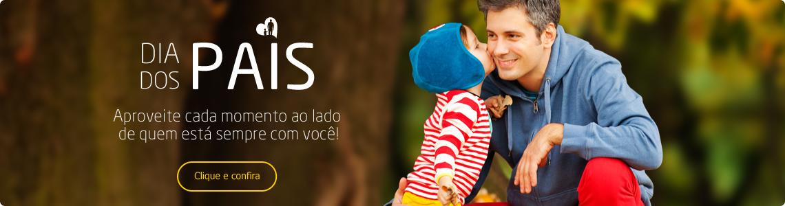 Dia dos Pais - Aproveite cada Momento