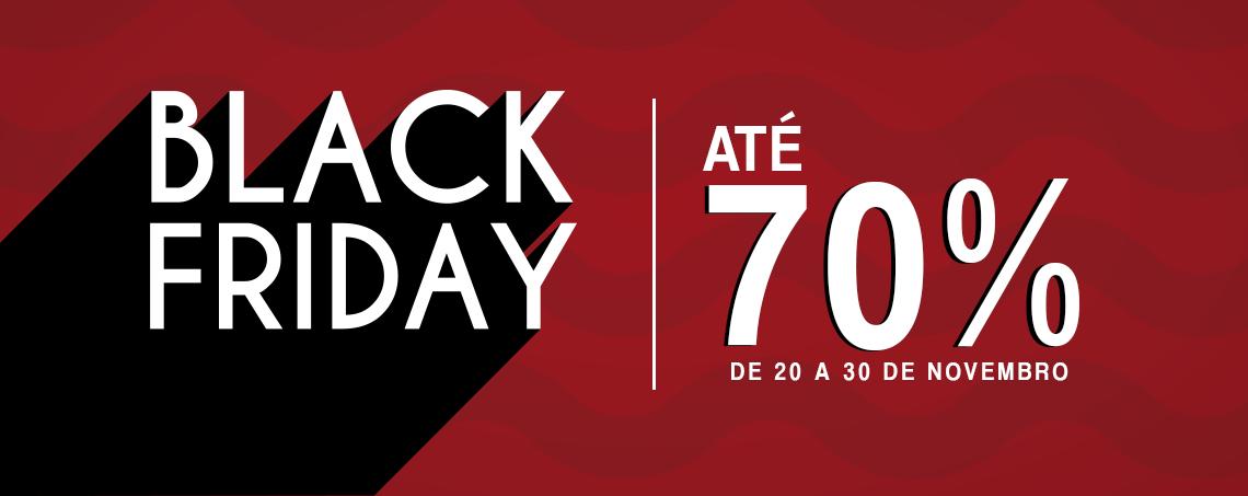 BLACK FRIDAY - 70% OFF