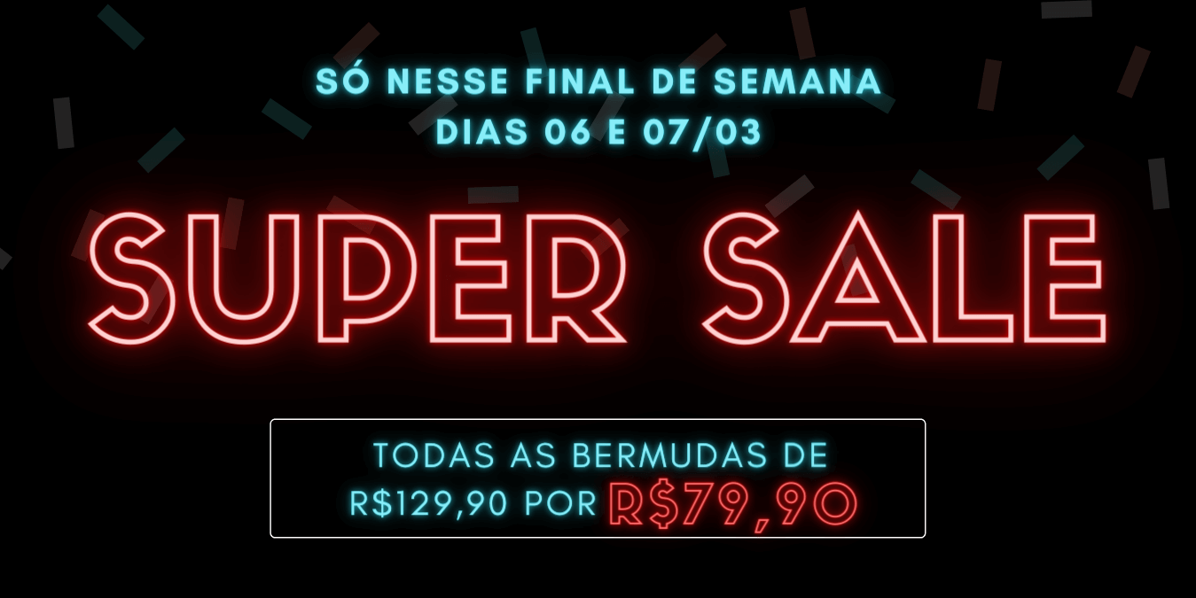 Full Super Sale