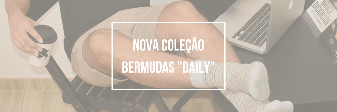 Categoria Nova Coleção Bermudas Daily