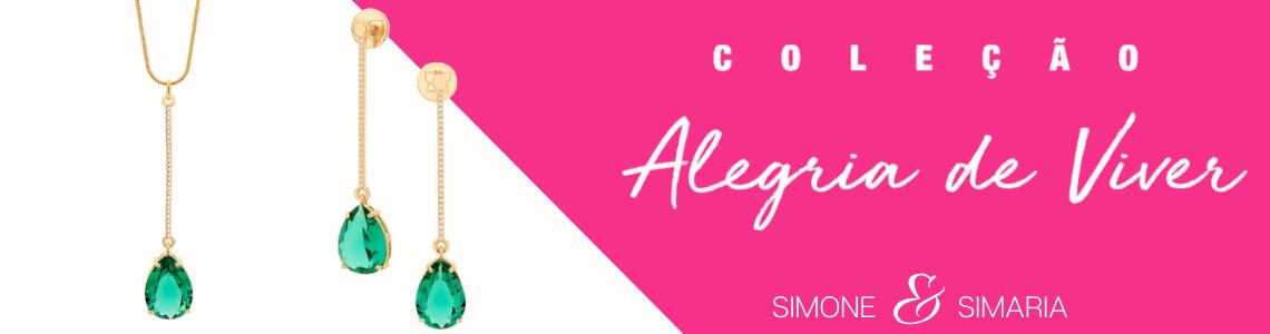 COLEÇÃO ALEGRIA DE VIVER -SIMONE E SIMARIA