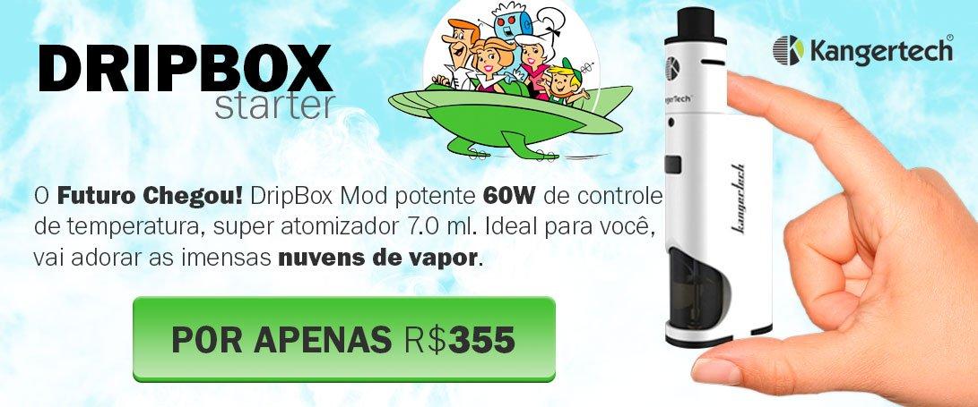 Cigarro Eletrônico DripBox