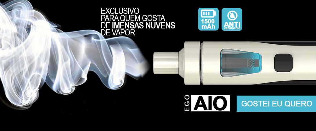 Cigarro Eletrônico EGO AIO