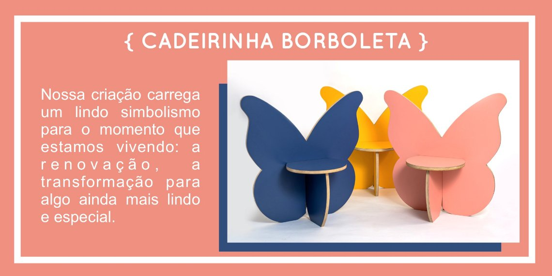 Banner Cadeirinha Borboleta