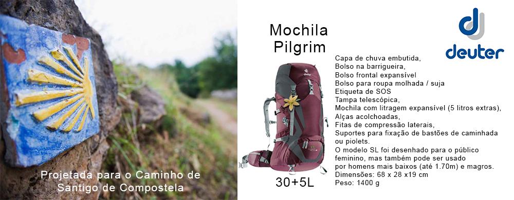 Mochila Pilgrim 30 + 5