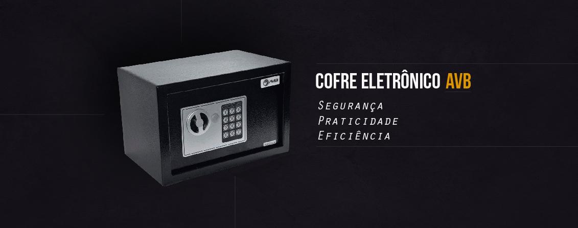 Cofre Eletrônico E20ST AVB
