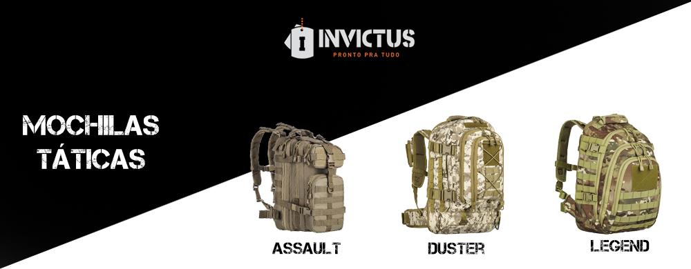 Mochilas Invictus 2