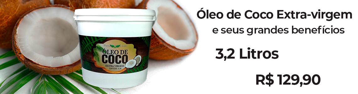 ÓLEO DE COCO 3,2L