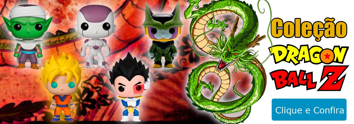 Full Banner DBZ Funko POP