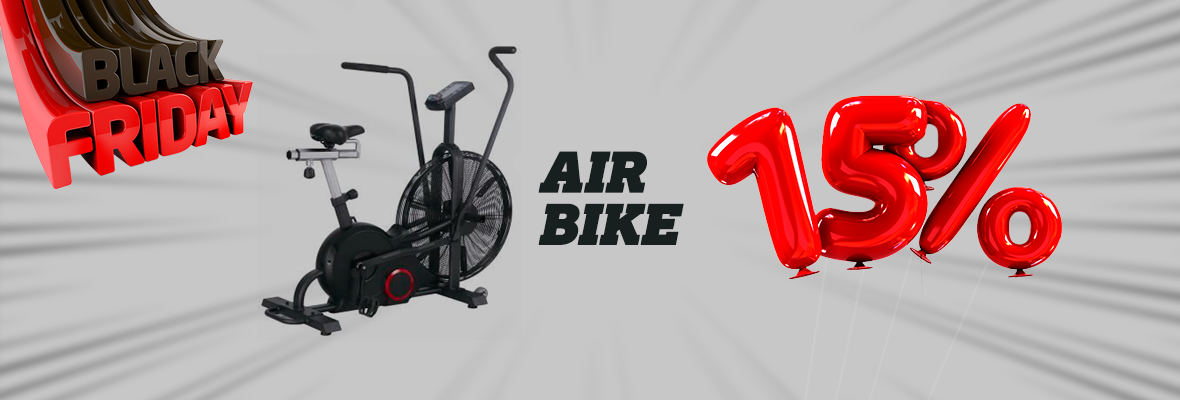 black air bike