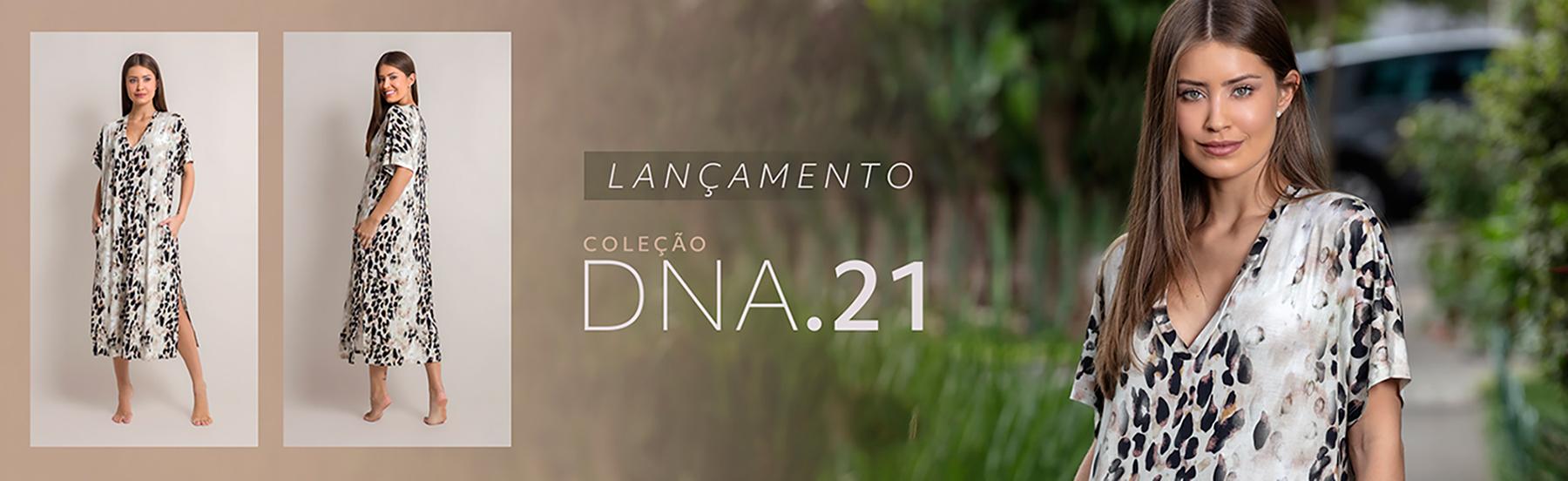 Coleção Capsula DNA