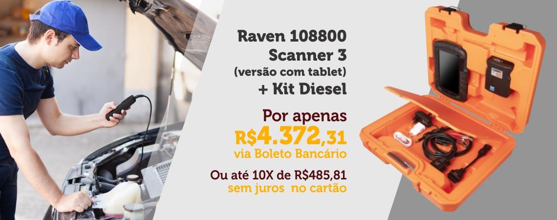 Scanner 108800 Raven