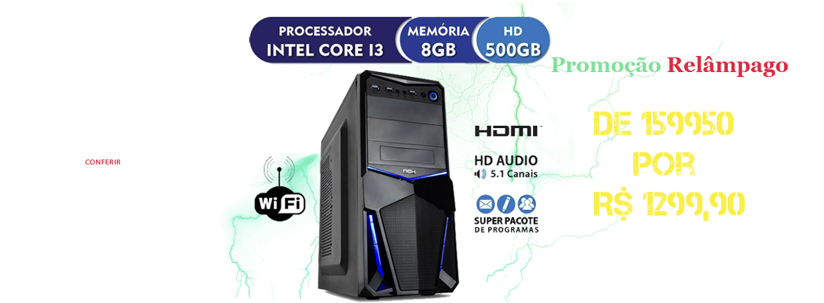 cpu pc core i3 barato