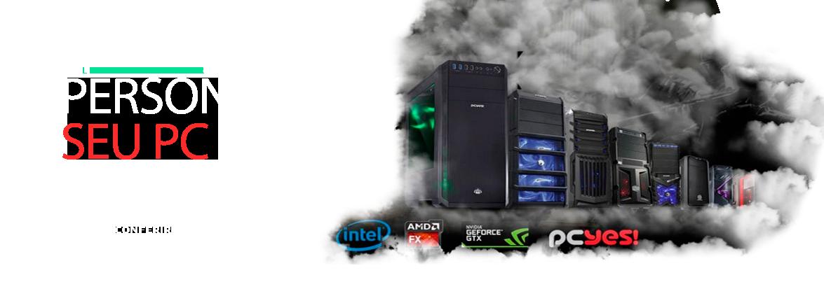 Pc gamer barato computador