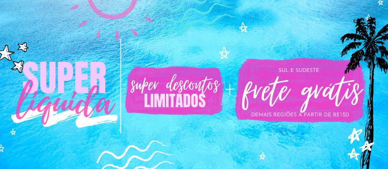 [mobile] Banner super liquida - Frete 150