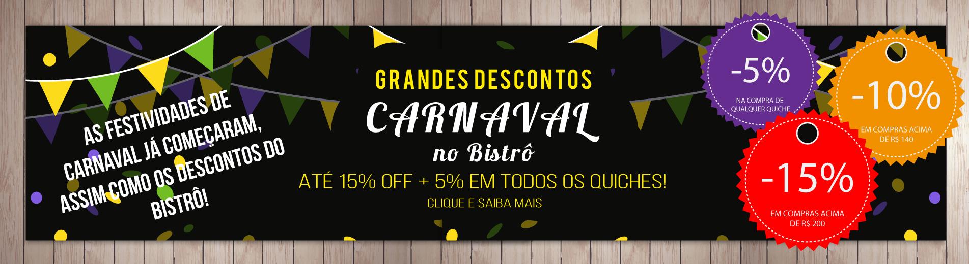 Campanha de Carnaval 2017