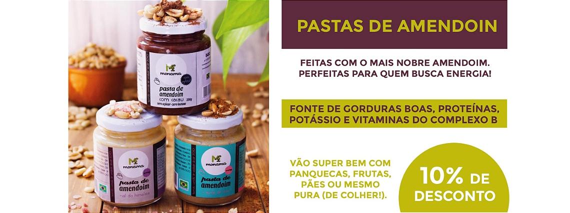 Banner Pasta de Amendoim 30%