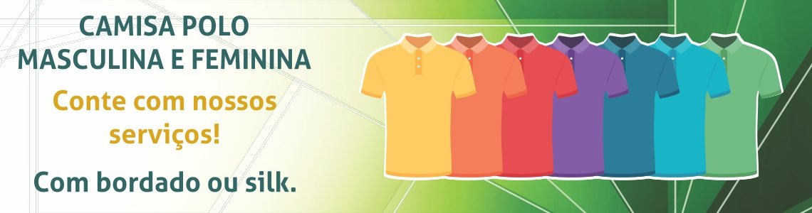 Camisas Polos Personalizadas Salvador