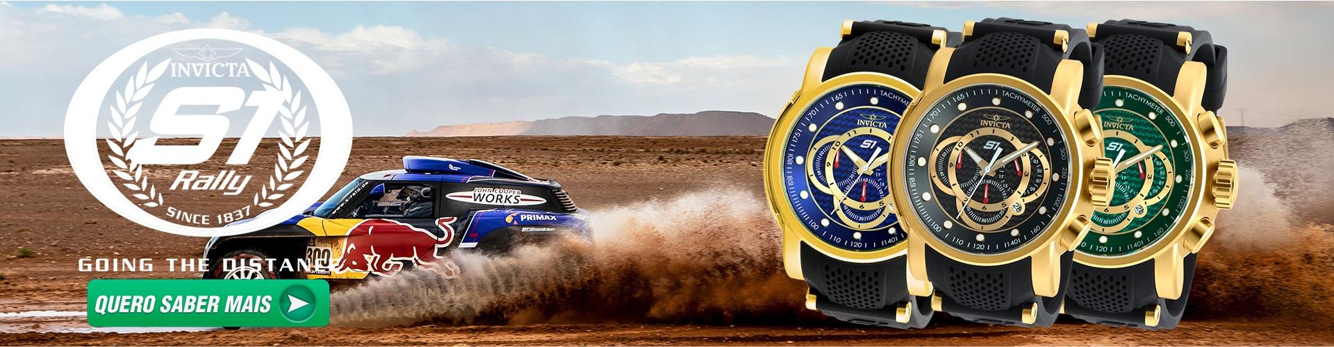 Invicta S1 Rally
