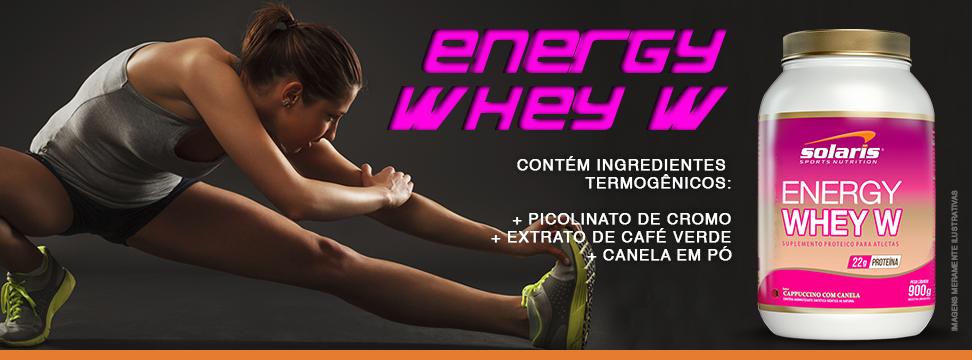Energy Whey W