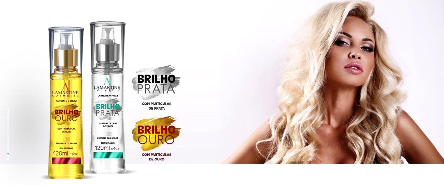 BRILHO OURO E PRATA