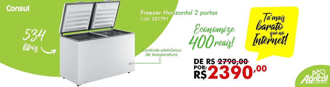 FreezerHorizontalConsul