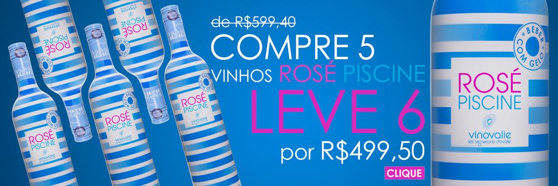 Oferta Piscine Rosé