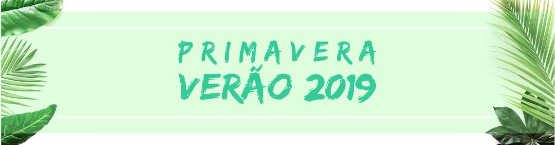PRIMAVERA VERAO 2019