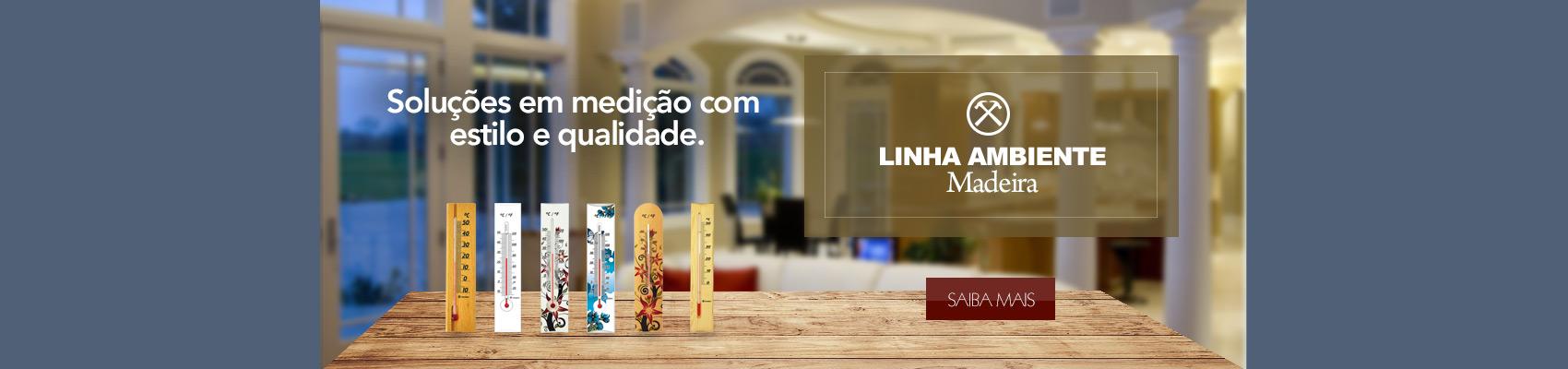 Linha Madeira