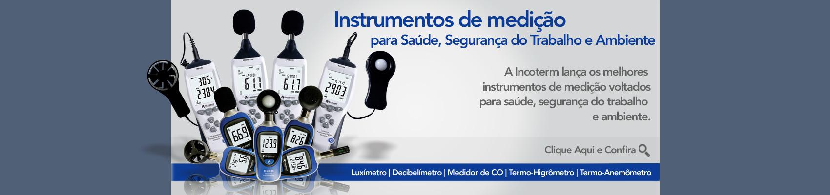 instrumentos de medicao