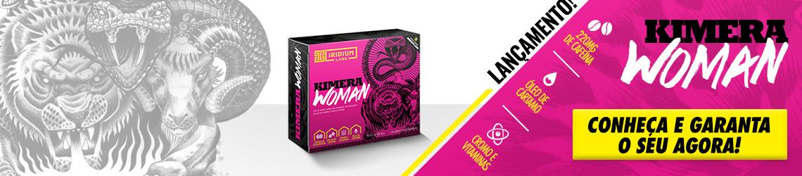 Kimera Woman - Lançamento