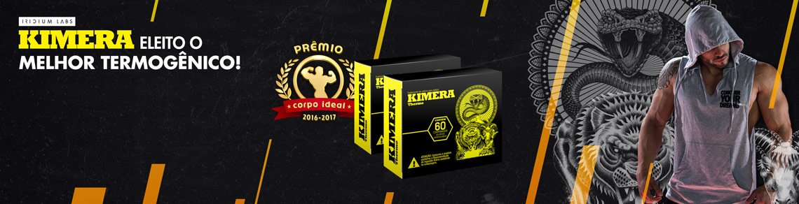 Kimera - Premio Corpo Ideal 2017 v.2