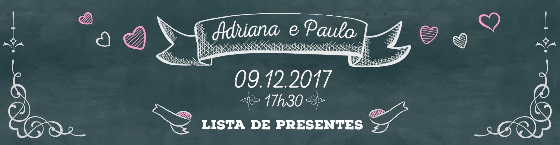 Adriana e Paulo
