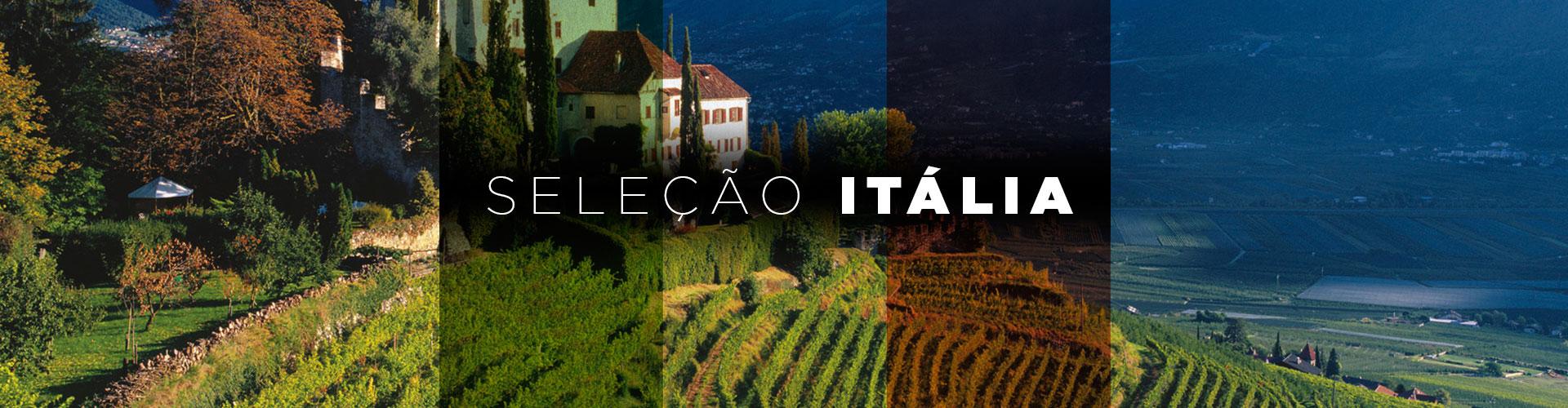 Seleção rótulos Itália