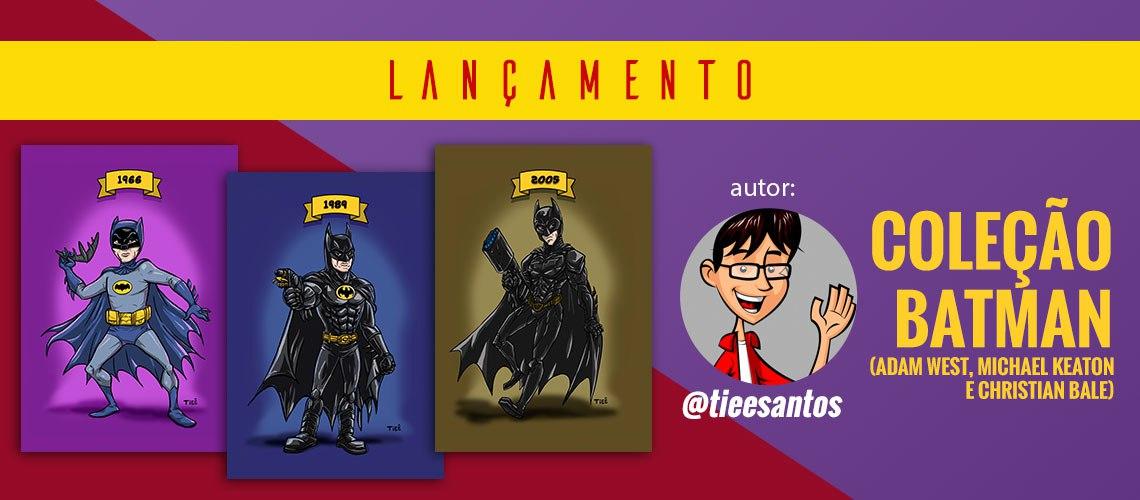 coleção Batman