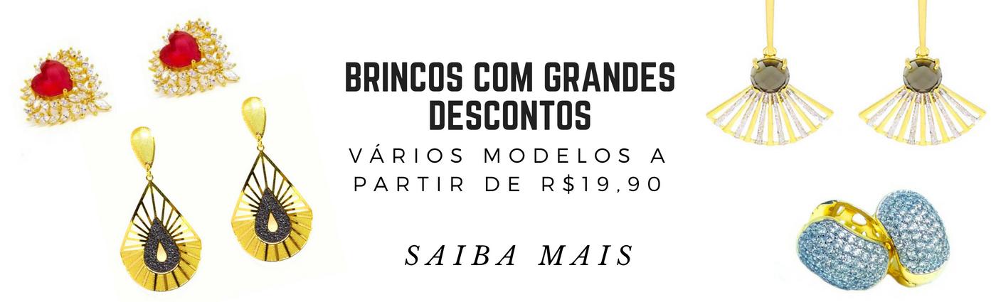 SEMANA MALUCA BRINCOS