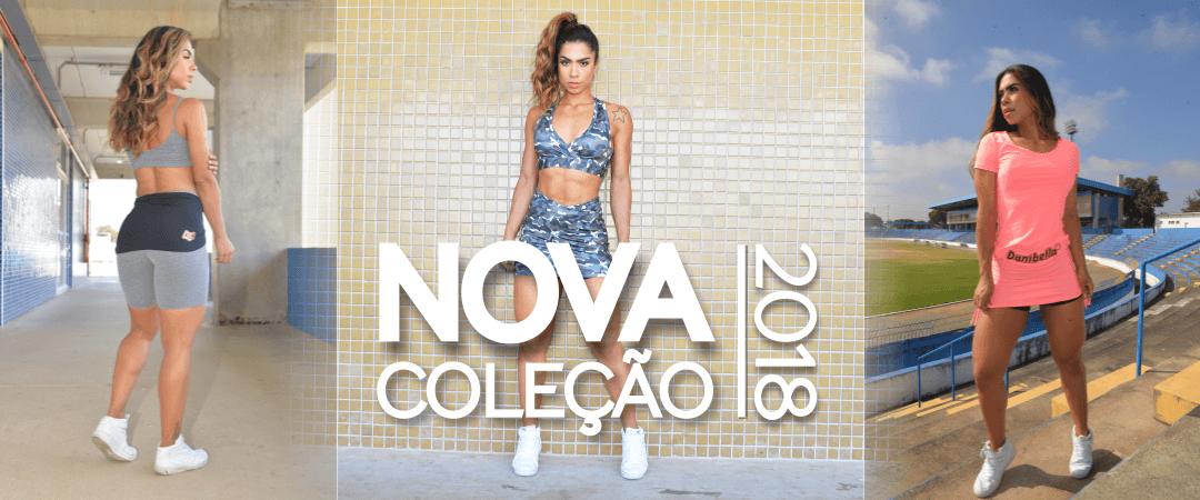 Banner Coleção 2018