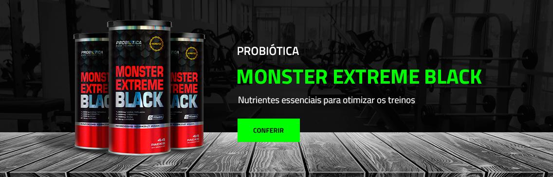 Monster Black