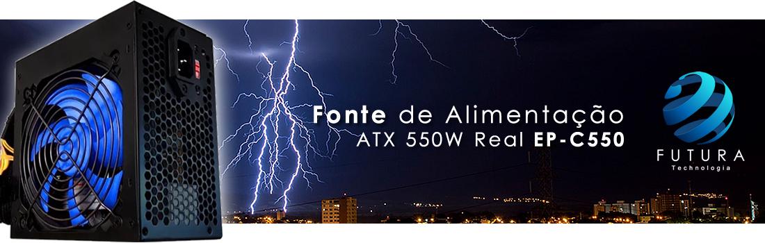 FONTE 550W