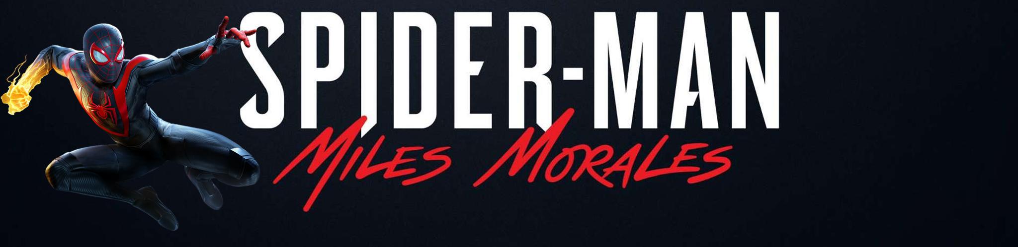 Spider man Milles Morales PS4