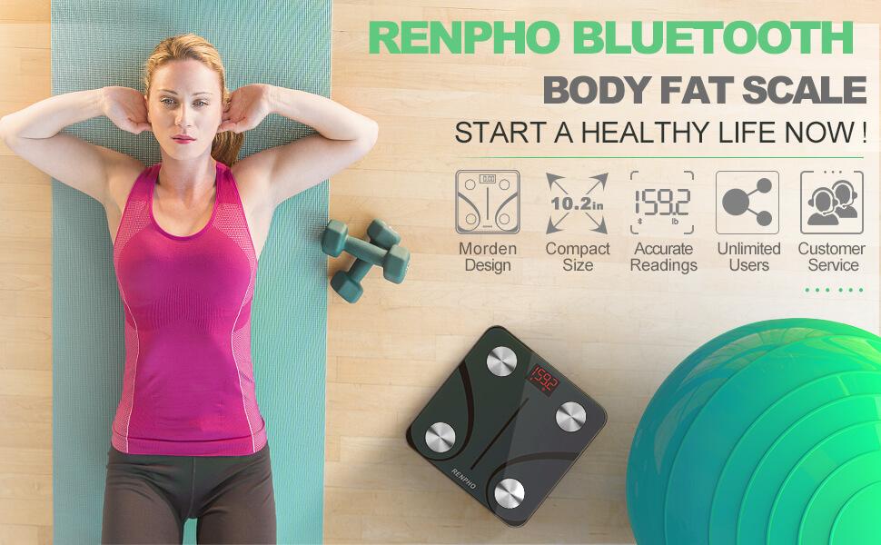 Renpho Banner