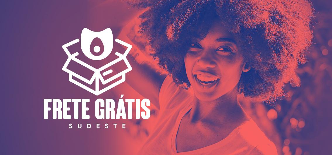 Full Banner: Frete Grátis Sudeste