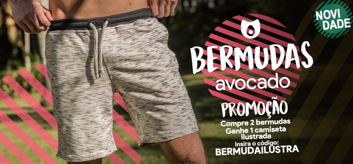 Lancamento Bermudas