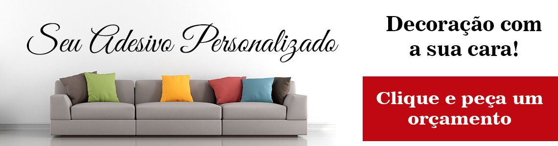 Seu Adesivo Personalizado