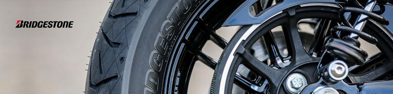 A Bridgestone oferece a emoção do desempenho esportivo com máxima durabilidade